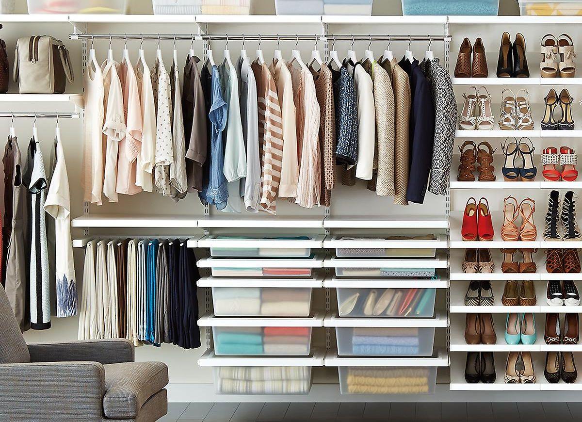 Customizable Closet Systems