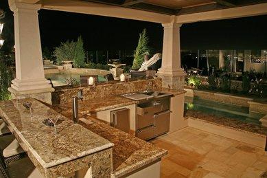 extraordinary outdoor kitchen design ideas pictures | Englewood Florida Kitchen & Bath Cabinets, Kitchen ...
